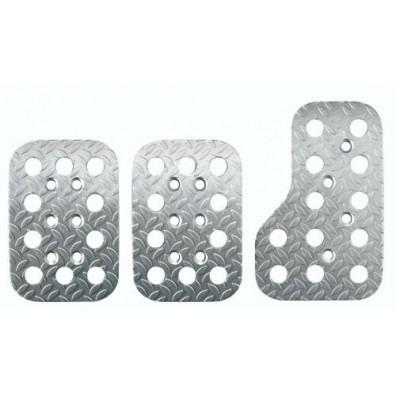 Kit 3 pédales Sparco Aluminium