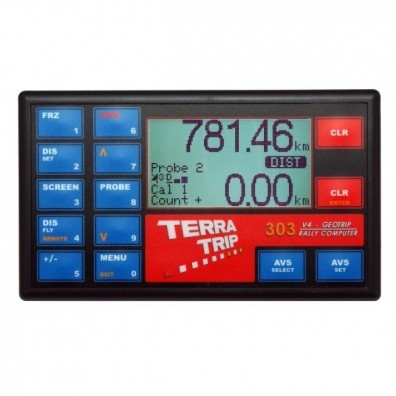 Tripmaster TERRATRIP 303 GeoTrip + GPS