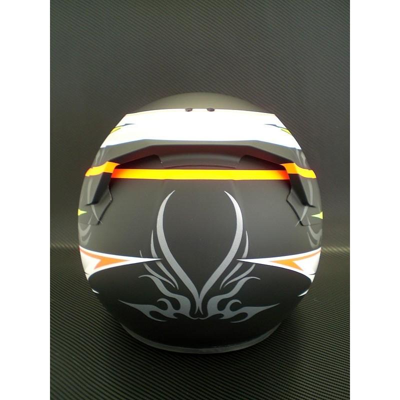 Custom Helmet Painting Grand Prix Racewear