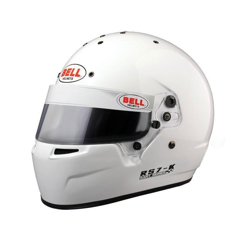 casque karting bell rs7 k grand prix racewear. Black Bedroom Furniture Sets. Home Design Ideas