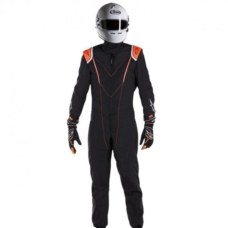 Race Car Jackets >> Alpinestars SUPER KMX-1 kart suit 2017 - Grand Prix Racewear