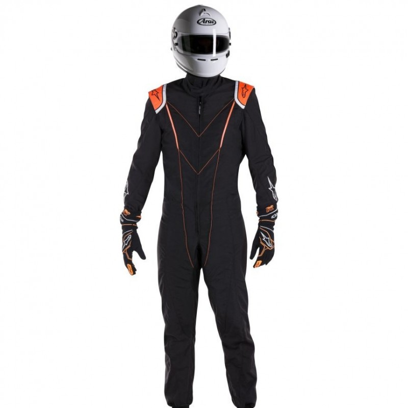 combinaison karting alpinestars super kmx 1 2017 grand prix racewear. Black Bedroom Furniture Sets. Home Design Ideas