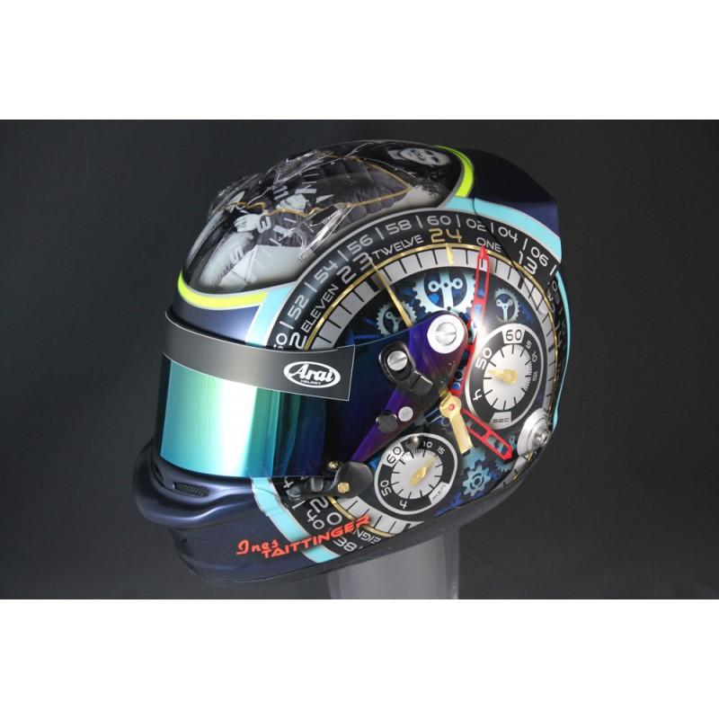 Racing Fire Suits >> Custom helmet painting - Grand Prix Racewear