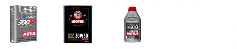 Car lubricants