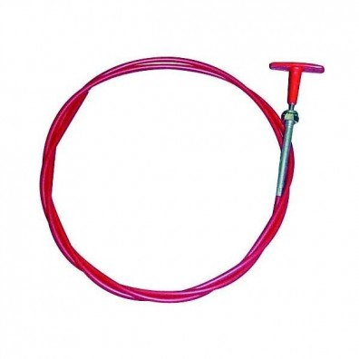 T handle pull cable