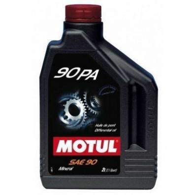 Huile Motul 90PA 75 W 90 ( Pont + Autobloquant ) Huile minerale 2 L
