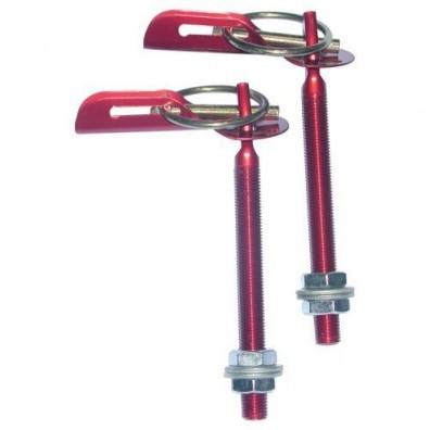 Competition Quick Release Aluminium Bonnet Pins