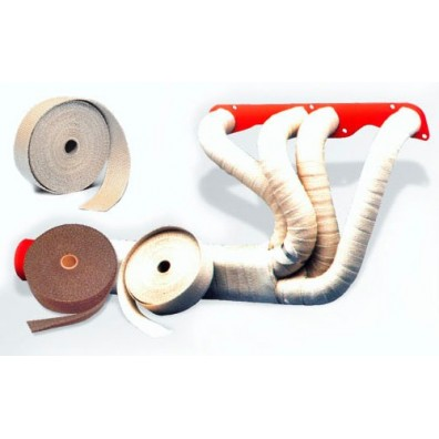 Cool-It Insulating Exhaust Wrap  (25 mm x 15m)