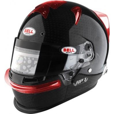 Aérations frontales pour casque Bell RS7/HP7/KC7