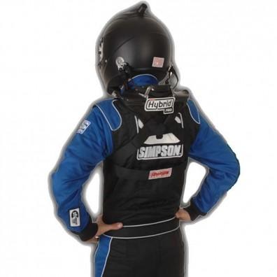 Simpson Hybrid Sport Hans tethers