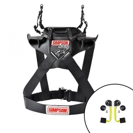 Simpson Hybrid Sport  quick release