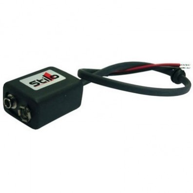 12 V adaptor WRC & Trophy amplifiers
