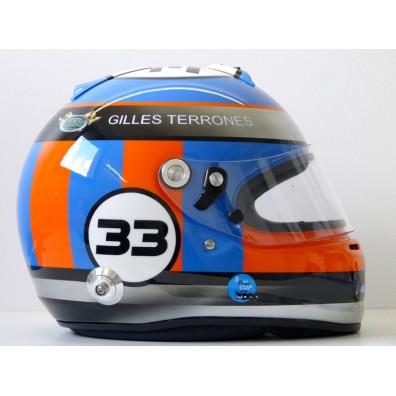 Peinture personnalisée Grand Prix Racewear N°210