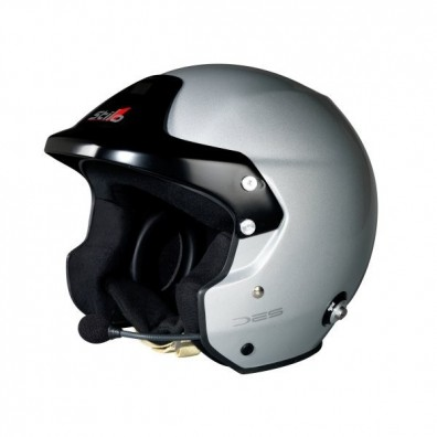 Casque automobile Stilo TROPHY DES RALLY composite Hans