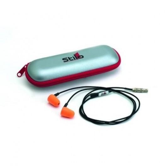 Kit ear plugs pour casque Stilo