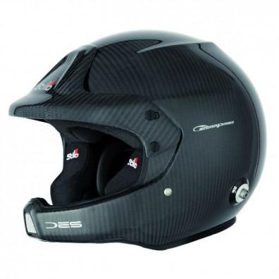 Stilo WRC DES Rally Carbon race helmet