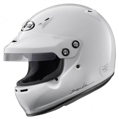 Arai GP5W FIA race & rally helmet