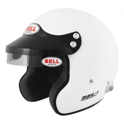 Casque automobile Bell MAG 1 FIA