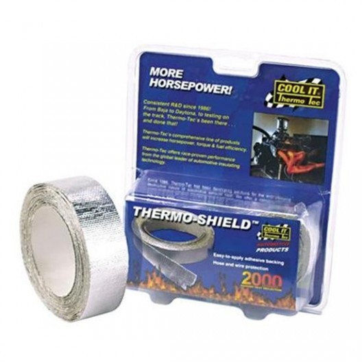 Cool It hose and wiring adhesive heat protection
