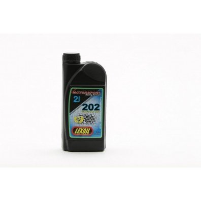 Lexoil 202 kart motor oil