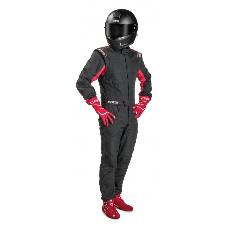 Race Car Jackets >> Sparco Sprint RS-2.1 race suit - Grand Prix Racewear