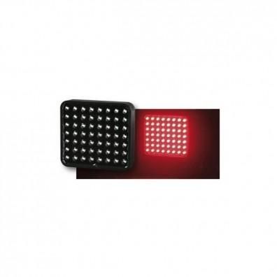 Feu de pluie 56 LEDS FIA carré