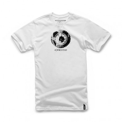 Tee shirt Alpinestars SKULL