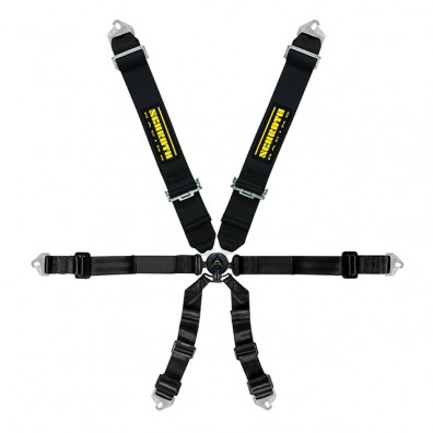 Schroth Clubman 3X 2 Saloon Harness