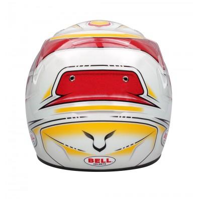 Bell KC7 Lewis Hamilton white/red helmet pack