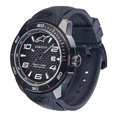 Alpinestars Tech watch carbone finish