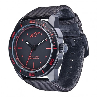 Montre Alpinestars Tech 3 rouge