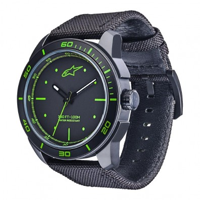 Alpinestars Tech 3 watch green