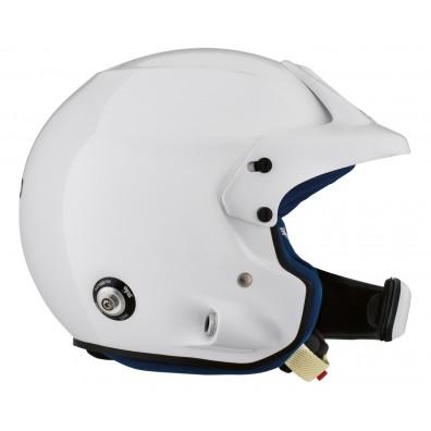 Stilo WRC DES rally helmet blue