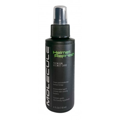 Molecule Helmet shell cleaner polish