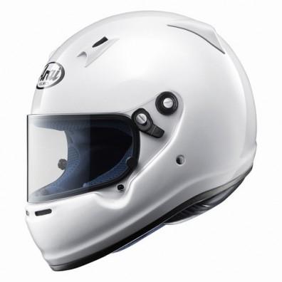 Arai pack with cK6 helmet and iridium visor