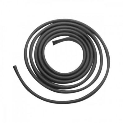 Bell bottom edge rubber seal