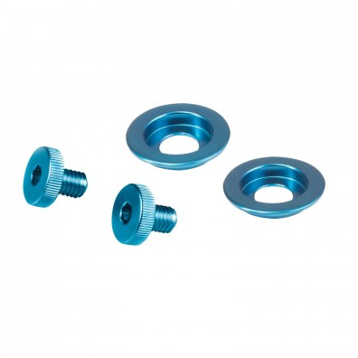 Stilo colored screw kit for ST5 helmets