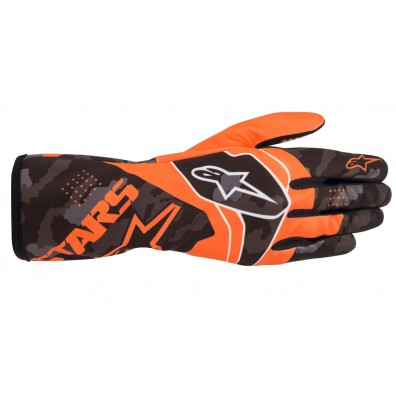 Alpinestars Tech 1 K-Race Camo kart gloves