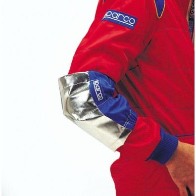 Sparco anti-heat sleeve protection
