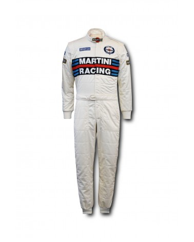 Combinaison FIA Sparco Martini Racing