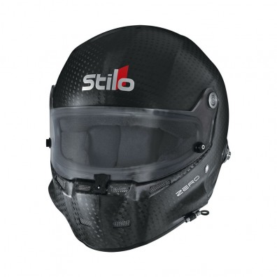 Casque automobile Stilo ST5 F carbone ZERO FIA 8860