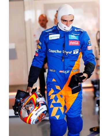 Equipements personnalisés FIA Sparco