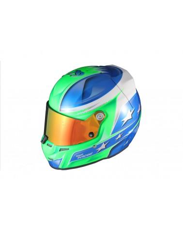 Peinture personnalisée Grand Prix Racewear N°209