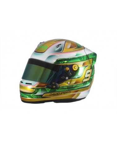 Grand Prix Racewear Custom helmet painting N°224