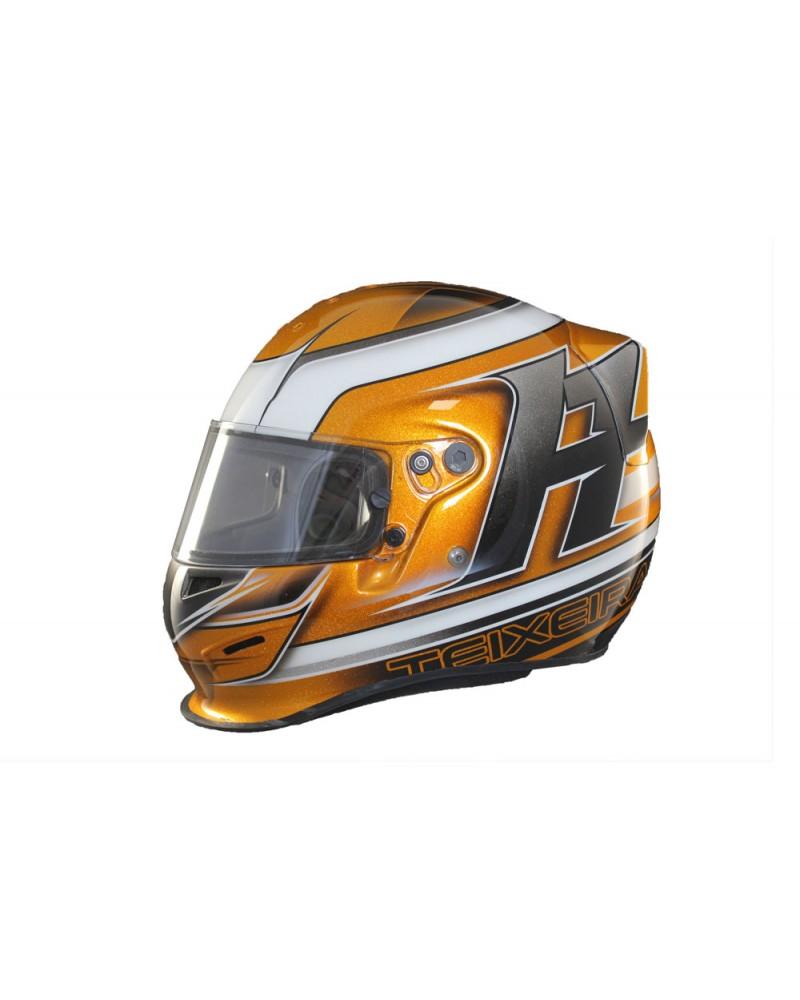 Peinture personnalisée Grand Prix Racewear N°206