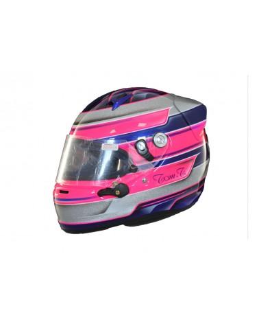 Peinture personnalisée Grand Prix Racewear N°208