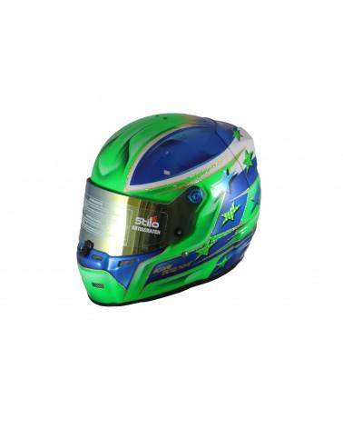 Peinture personnalisée Grand Prix Racewear N°231