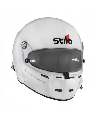 casque stilo ST5 F FIA blanc
