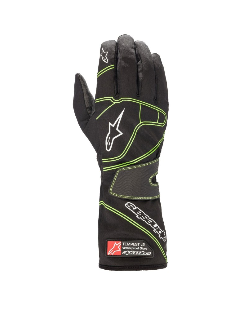 Alpinestars Tempest WP V2 kids rain kart gloves
