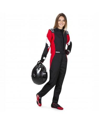 Combinaison FIA Sparco Competition Pro Lady